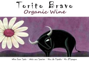 Torito Bravo Organic wines from Spain Do Yecla