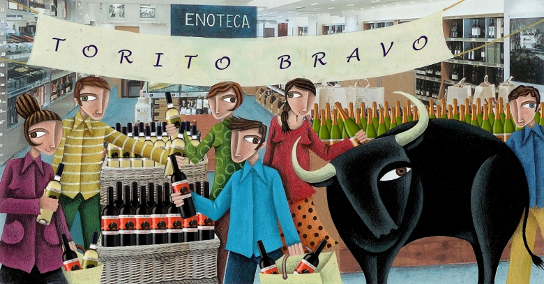 Torito Bravo Spanish Wines
