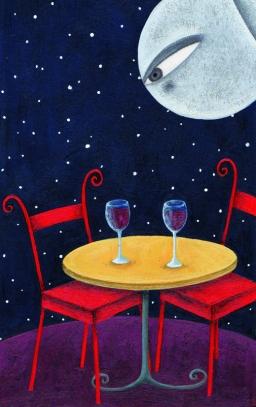 Spanish wines Torito Bravo - Starry nights