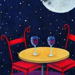Spanish wines Torito Bravo - Starry nights