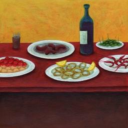 Wines from Spain Torito Bravo - Mediterranean cuisine