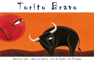 Torito Bravo, Wines from Spain Do Cariñena